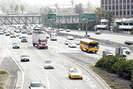 Luftverschmutzung: Welchen Anteil tragen die Autos bei?