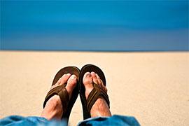 Richtig versichert den Urlaub geniessen