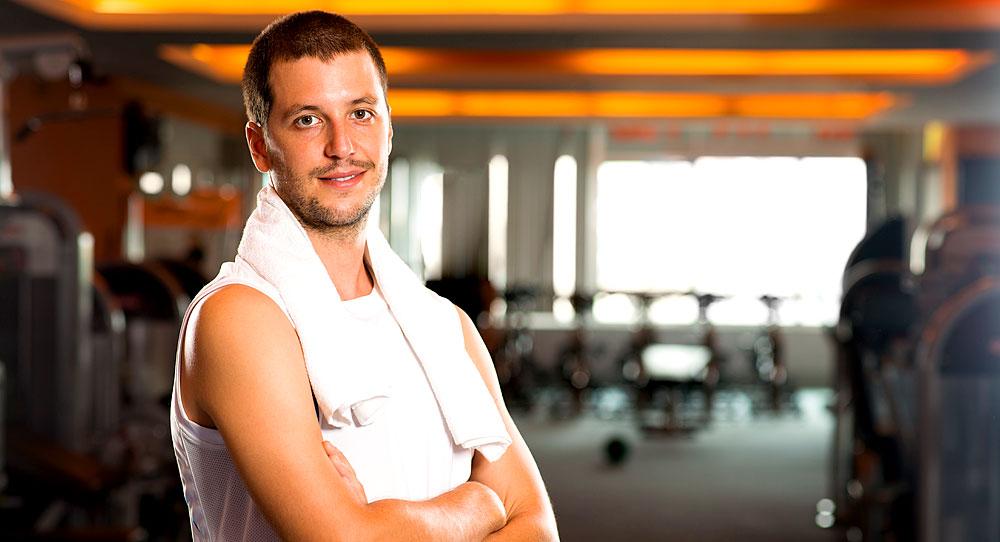 Fitness: Männer haben häufig Motivationsprobleme