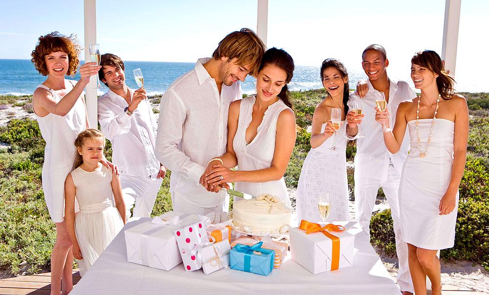 Ideen für Geldgeschenke zur Hochzeit (Foto: Jupiterimages ...