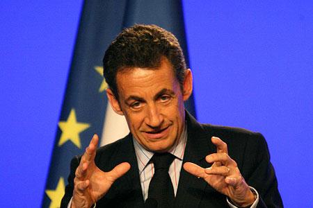 Nicolas Sarkozy (Archivfoto: Santamaradona | Dreamstime.com)