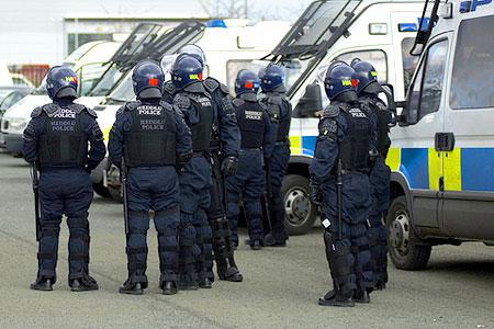 Britische Polizei (Archivfoto: Jeff Dalton | Dreamstime.com)