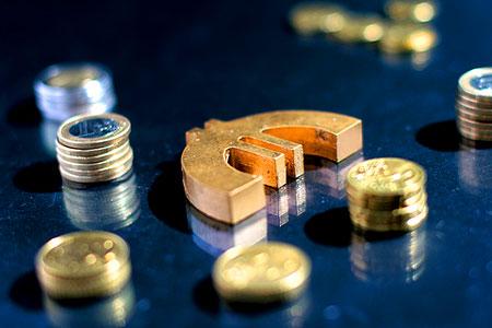 Euro (Archivfoto: Fantasista | Dreamstime.com)