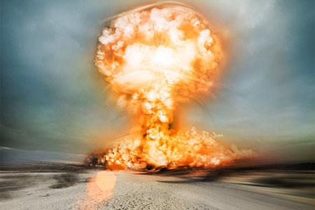 Ist der Iran auf dem Weg zu Atombombe? (Grafik: Solarseven | Dreamstime.com)