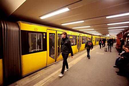 U-Bahn Berlin (Foto: Paul Prescott | Dreamstime.com)