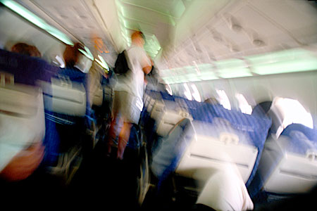 Gifte Dämpfe in Passagierflugzeugen? (Foto: Stockbyte | Photos.com)