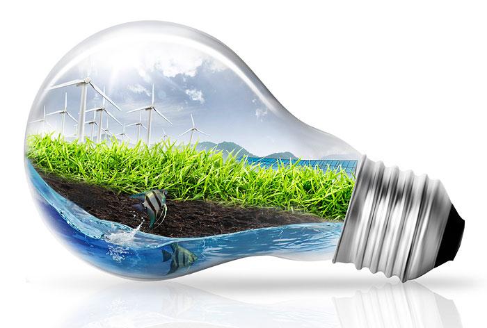 Regenerative Energie (Foto: ratchanida thippayos | Photos.com)