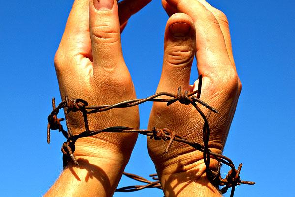Moderne Sklaverei ist auf dem Vormarsch (Foto: Razvydas Januska | Photos.com)