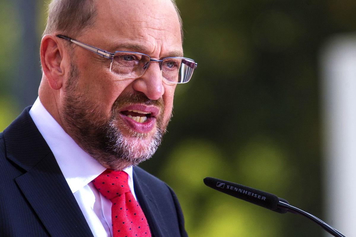 Martin Schulz (Foto: Achim Melde / Lichtblick / Bundestag)