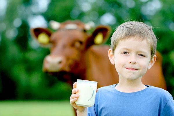 Die Milch machts .... nicht! (Foto: Matka Wariatka | Photos.com)