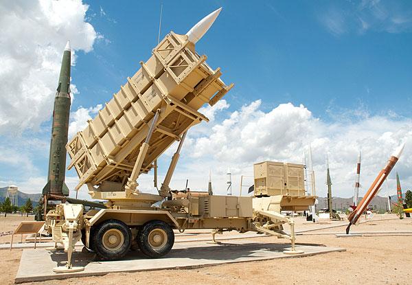Patriot Raketen-Abwehrsystem (Foto: Zack Frank | Shutterstock)