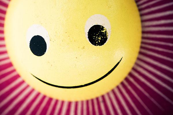 Smiley (Foto: rue_wi | iStockphoto | Thinkstock)