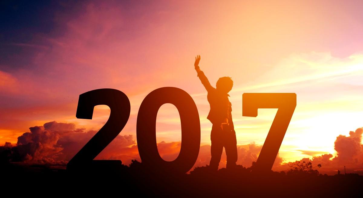 Vorsätze für 2017? Dieses Mal klappt es ganz sicher!