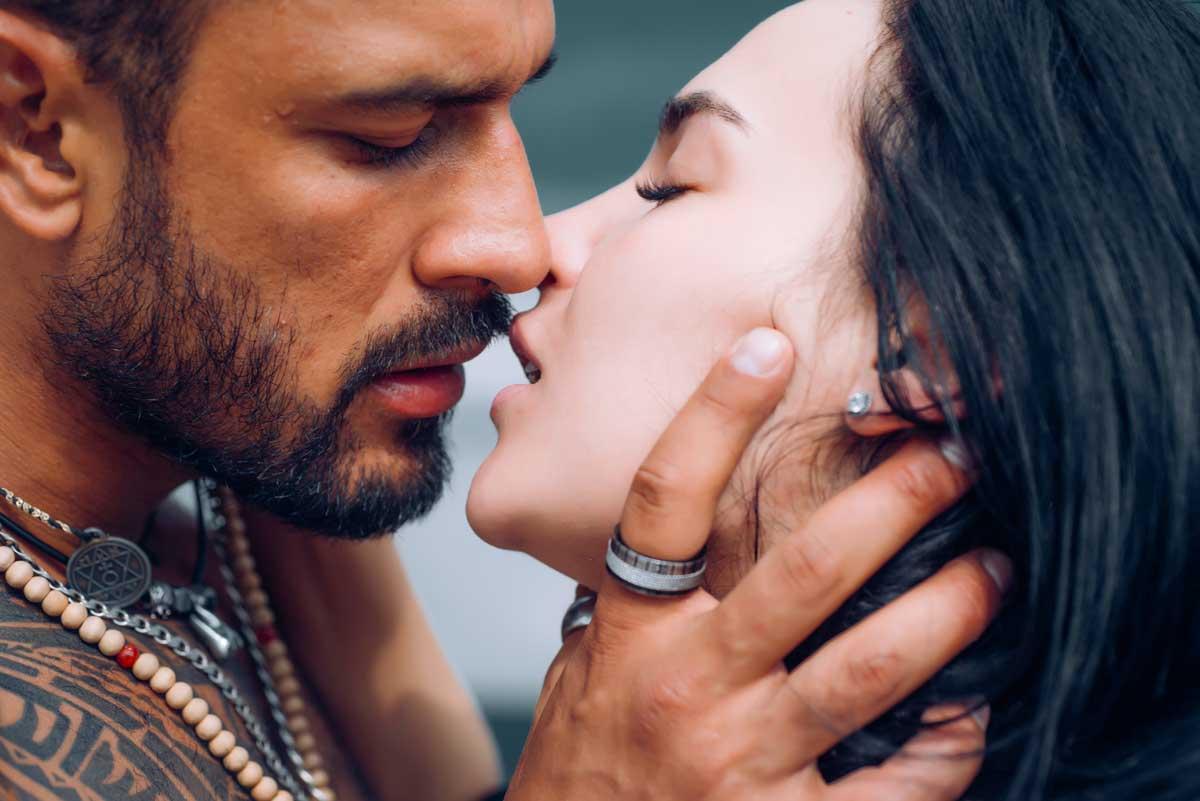 Wie küsst man richtig?