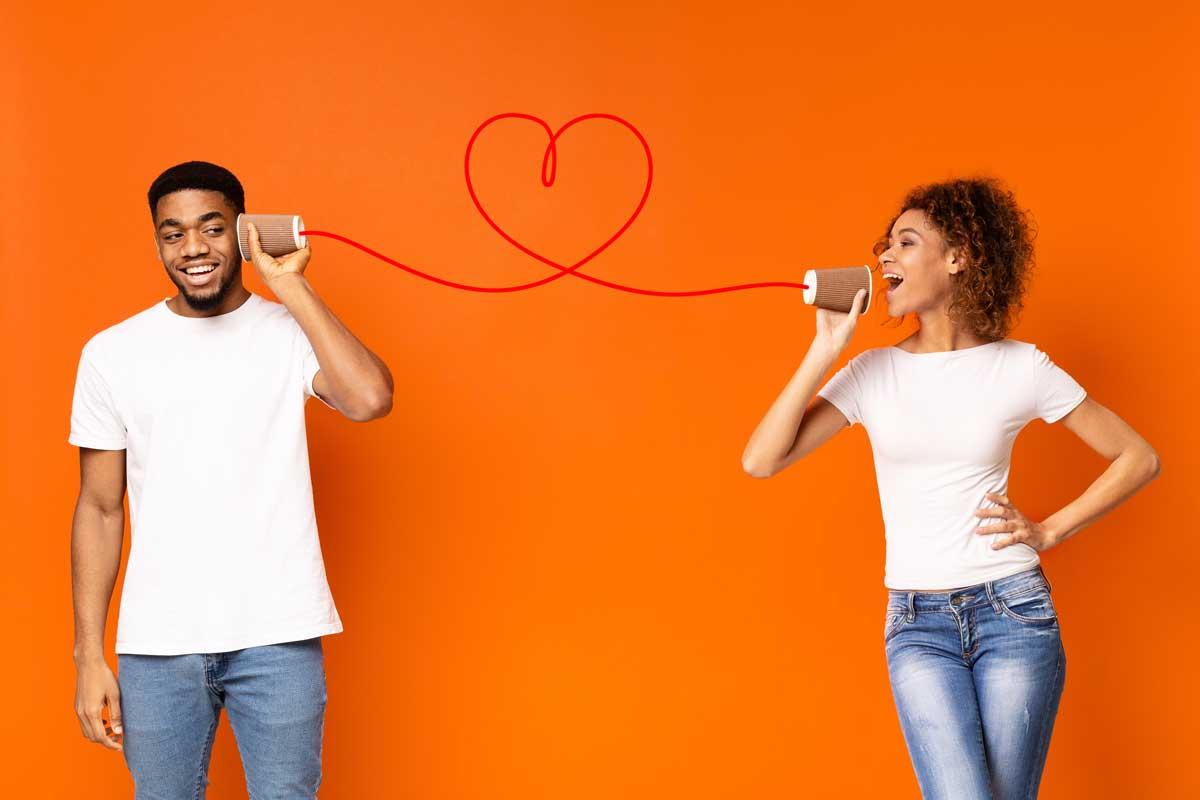 Kann man sich in eine Stimme verlieben?