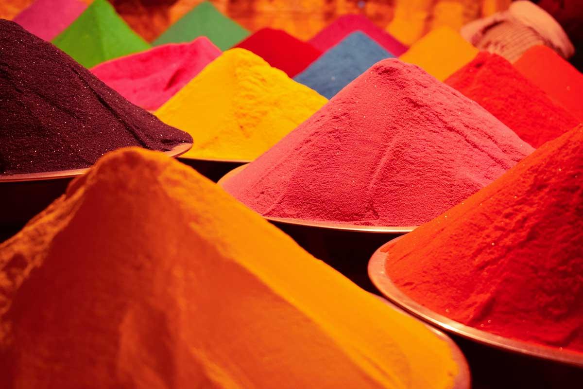 Farbtherapie - können Farben heilen?