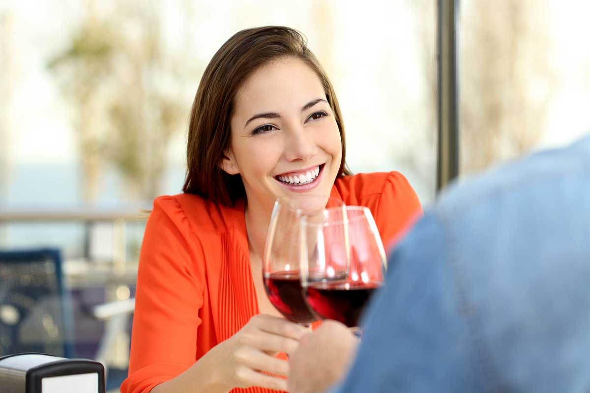 Diner-Date oder doch lieber online?