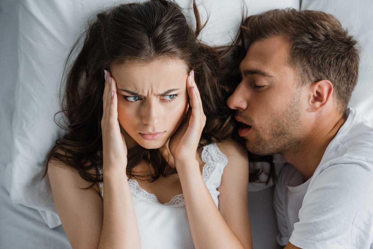 Warum sollte man getrennt schlafen?