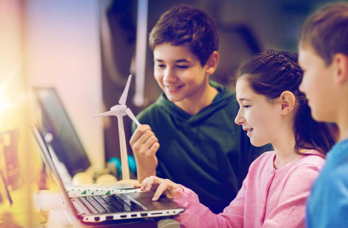 Wie schützt man Kinder im Netz?