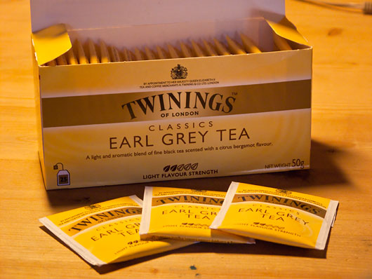 Earl Grey von Twinnings of London