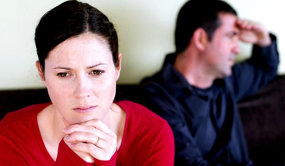 Paarpsychologie: Wenn, männer nur noch schweigen - welt