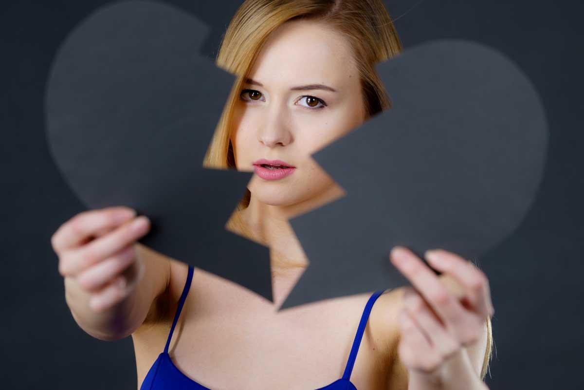Frauen leiden bei Trennungen am meisten