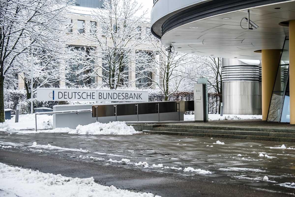 Niederlassung der Bundesbank in München