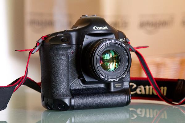 Canon EOS 1DS Mark II – Vollformat-Kamera von Canon