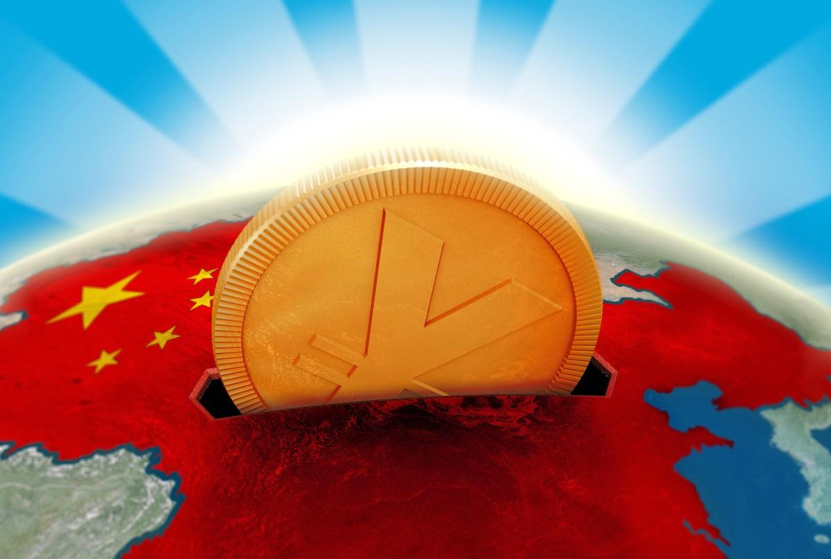 China kauft bevorzugt Technologieunternehmen