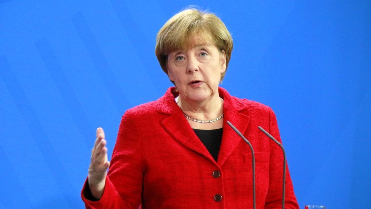 Angela Merkel (Foto: 360b / Shutterstock)