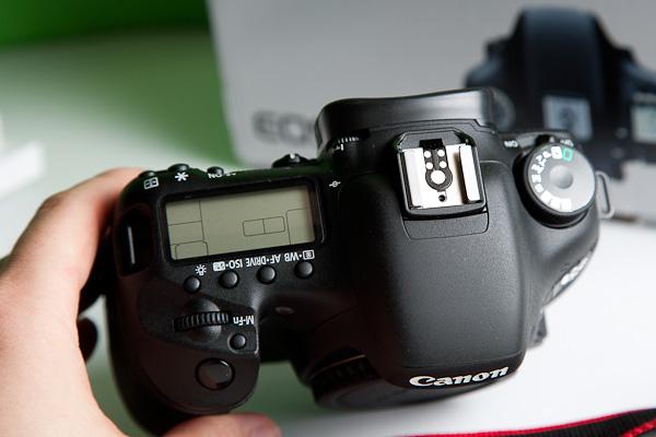 Canon EOS 7D - Digitale Spiegelreflexkamera mit Sensor im APS-C Format