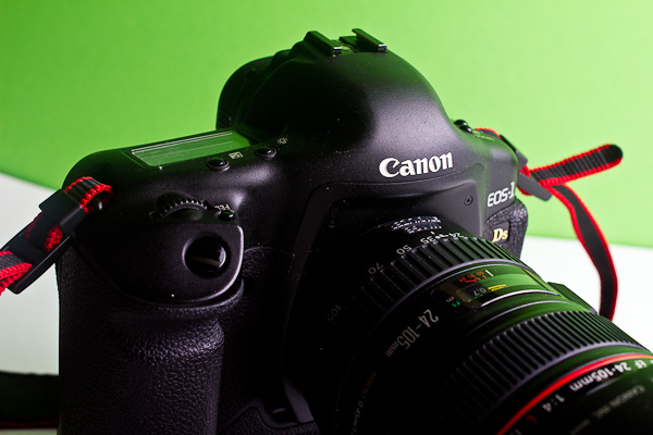 Canon EOS 1Ds Mark II - Einäugige Spiegelreflexkamera
