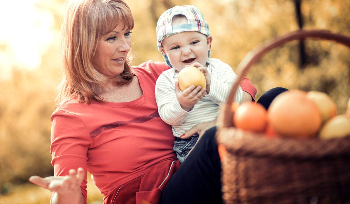 Sind späte Mütter gute Mütter?