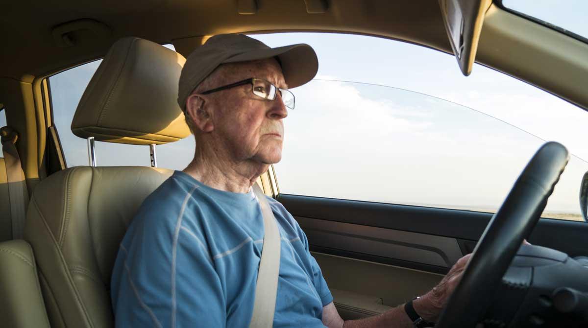 Senioren können ihre Fahrtauglichkeit überprüfen lassen