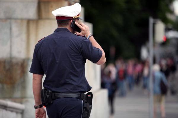 Österreichischer Polizist, über dts Nachrichtenagentur
