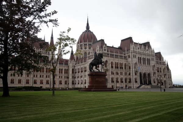 Ungarisches Parlament, über dts Nachrichtenagentur