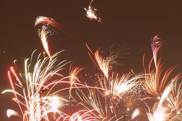 Feuerwerk, über dts Nachrichtenagentur