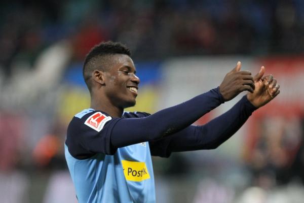 Breel Embolo (Borussia Mönchengladbach), über dts Nachrichtenagentur
