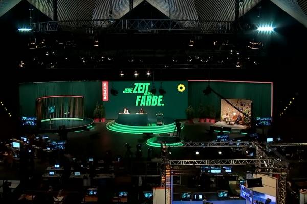 Grünen-Parteitag 22.11.2020, über dts Nachrichtenagentur