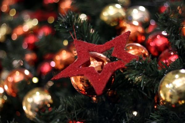 Weihnachtsschmuck, über dts Nachrichtenagentur