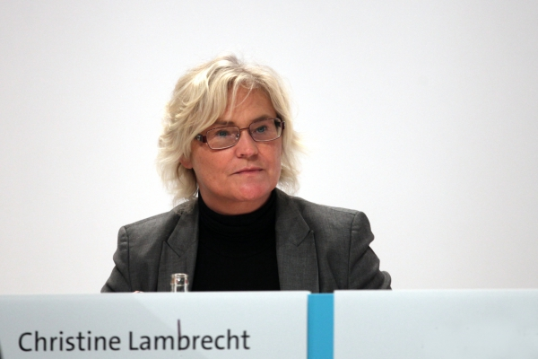 Christine Lambrecht, über dts Nachrichtenagentur