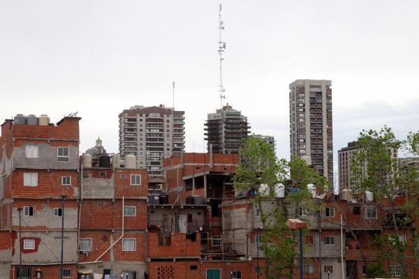 Armensiedlung Villa 31 in Buenos Aires, über dts Nachrichtenagentur