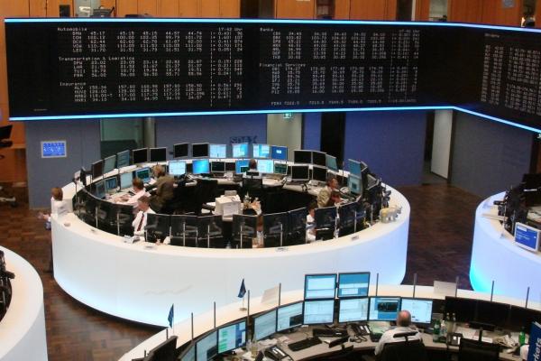 So sah es vor Corona an der Frankfurter Börse aus, über dts Nachrichtenagentur