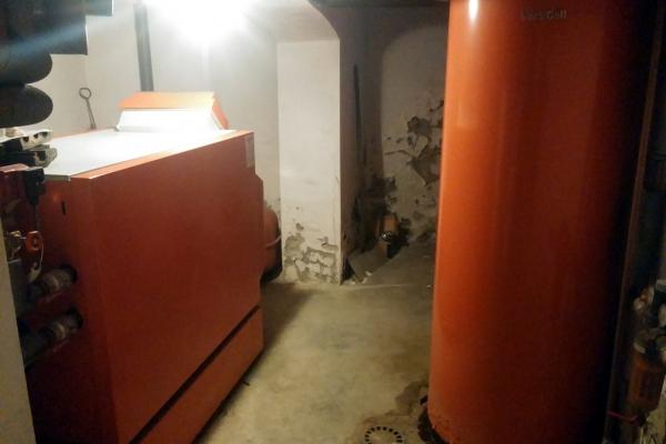 Heizkessel einer Ölheizung im Altbau-Keller, über dts Nachrichtenagentur