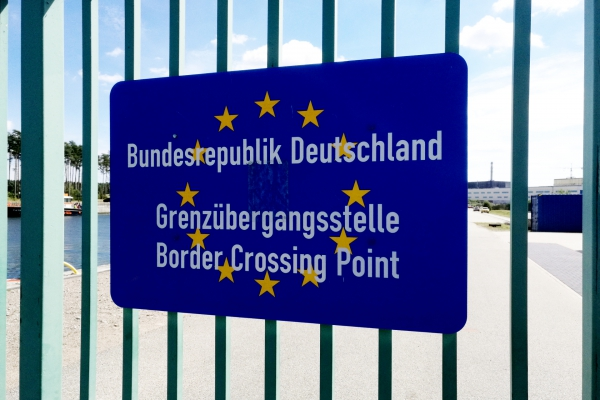 Deutsche Grenze, über dts Nachrichtenagentur