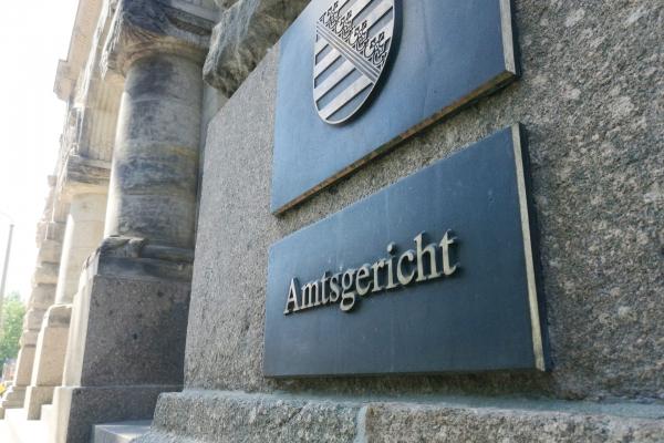 Amtsgericht Leipzig, über dts Nachrichtenagentur