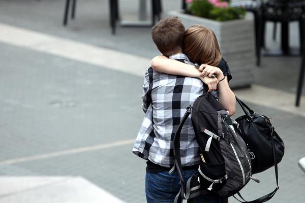 Junges Paar, über dts Nachrichtenagentur