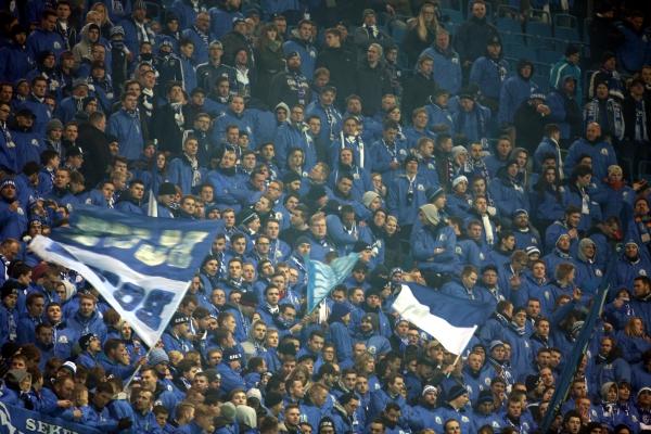 Schalke-Fans, über dts Nachrichtenagentur