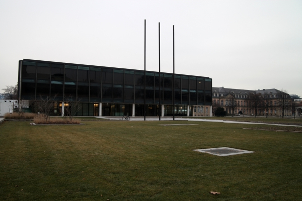 Landtag Baden-Württemberg in Stuttgart, über dts Nachrichtenagentur