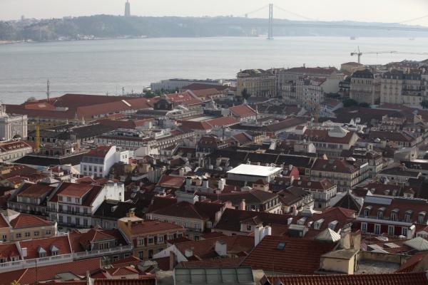 Altstadt von Lissabon, über dts Nachrichtenagentur